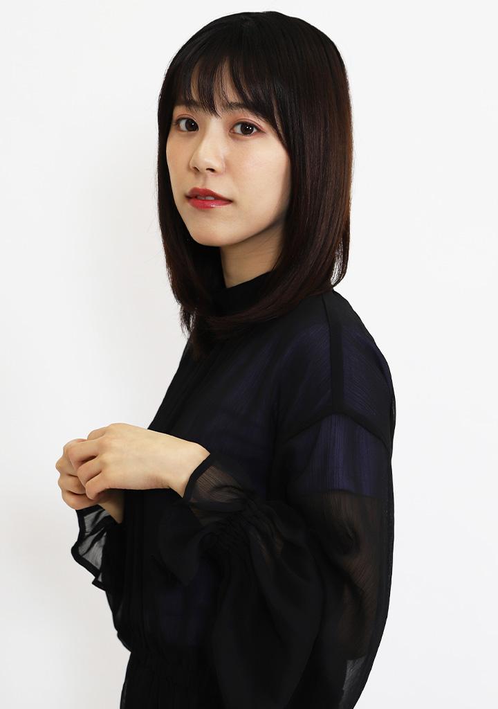 溝口 恵プロフィール写真