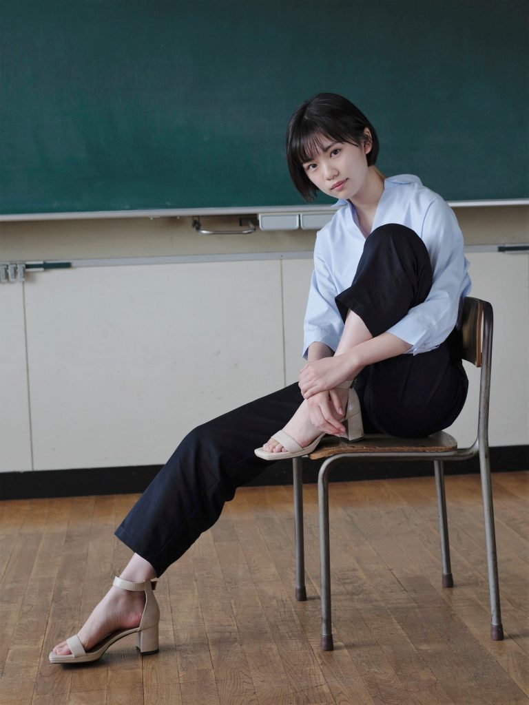 竹内 詩乃プロフィール写真